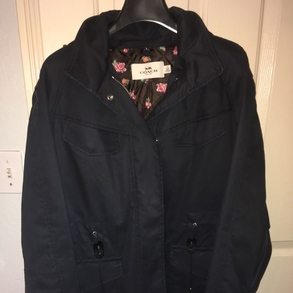 Coach Jackets & Blazers - NWOT Authentic Coach jacket